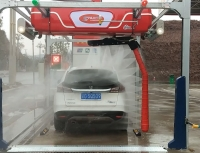 M7 Touchless In-Bay Automatic Car Wash FOR GAS FUEL STATION DEPLOYED IN CHINA